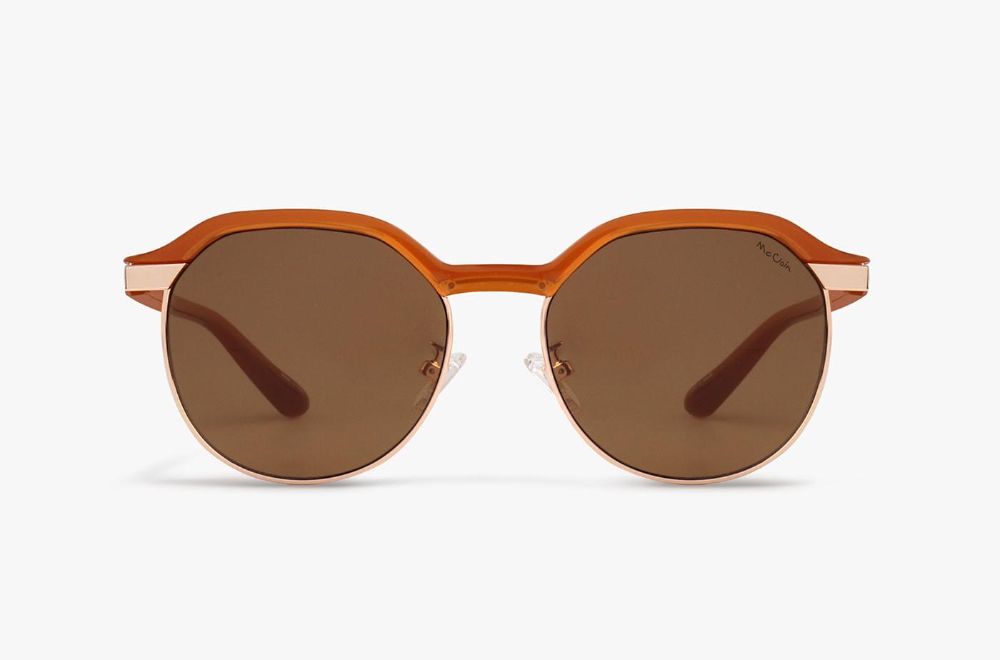MUGGLE 03 머글 브라운 선글라스 - 맥코인, 72,000원, 안경/선글라스, 선글라스
